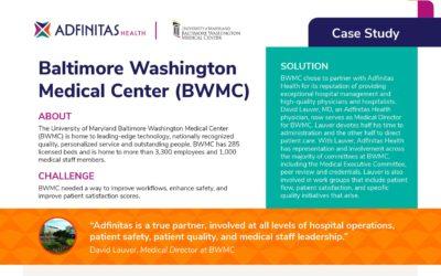 Baltimore Washington Medical Center (BWMC)