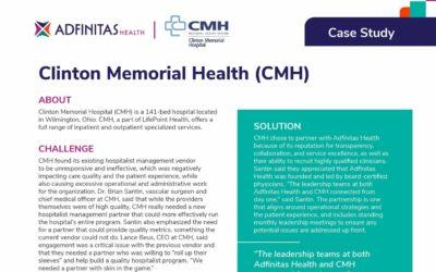 Clinton Memorial Health (CMH)