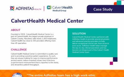 CalvertHealth Medical Center